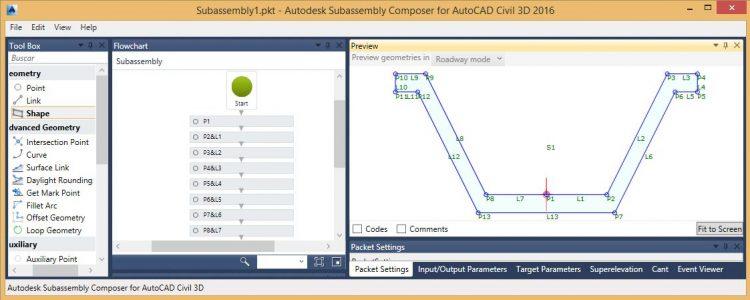 Autodesk Subassembly Composer El Autodesk® Composer Subassembly para AutoCAD® Civil 3D® 2016 proporciona una interfaz para componer y modificar subconjuntos complejos sin necesidad de programación, utilizando un dimensionamiento mediante variables y por ende un dinamismo único de las secciones típicas que se creen en él.  CREAR SUBCONJUNTOS PARA CIVIL 3D CON LA INTERFAZ AMISTOSA DE SUBASSEMBLY COMPOSER El Autodesk Subassembly Composer está disponible[…]