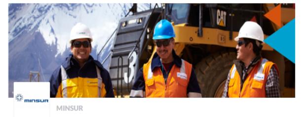 MINSUR es una empresa peruana dedicada a la explotación, procesamiento y comercializacion del estaño, así como a la exploración de nuevos yacimientos. Somos una empresa minera altamente rentable y competitiva gracias a nuestra experiencia y a los exigentes estándares de calidad y seguridad que rigen todo nuestro proceso productivo, disponiendo de tecnología de vanguardia monitoreada y administra Postula aquí a MINSUR *****************************************************************************   BISA[…]