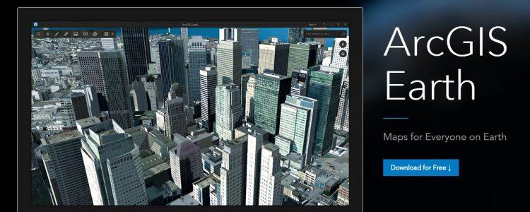 Descarga Gratis ARCGIS EARTH VERSIÓN 1.4 ►►http://www.esri.com/software/arcgis-earth Descarga Gratis!!!    […]