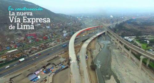 Tiene 10 viaductos y túnel debajo de río Rímac, informa concesionaria de Municipio de Lima          Empresa mostró avance de megaobra. Foto: Lamsac    Lima, set. 11.La concesionaria Línea Amarilla (Lamsac) mostró hoy el avance de la Nueva Vía Expresa de Lima, megaobra que cuenta con 10 viaductos y un túnel debajo del río Rímac[…]