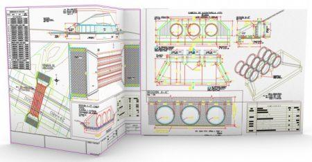 Para los quereciénempiezan con el dibujo automatizado aplicado a la ingeniería civil, compartimos unPlano taller para una alcantarilla transversal tubular triple, contiene ubicación UTM, resumen de cantidades, detalles constructivos, secciones transversales etc.    DESCARGAR AQUÍ[…]